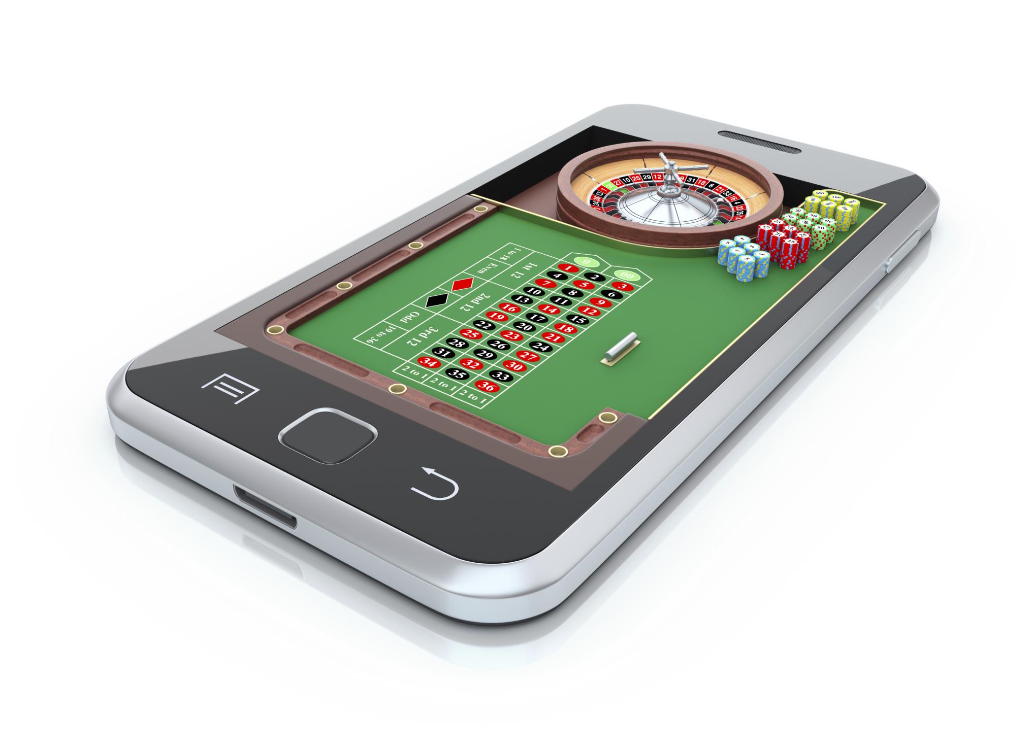 казино на телефон